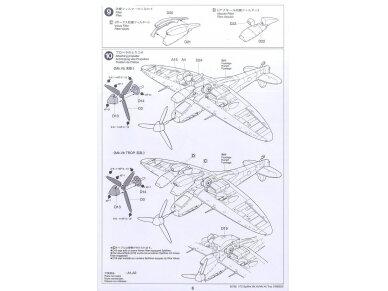 Tamiya - Super Marine Spitfire Mk.Vb/Mk.Vb TROP, Mastelis: 1/72, 60756 13
