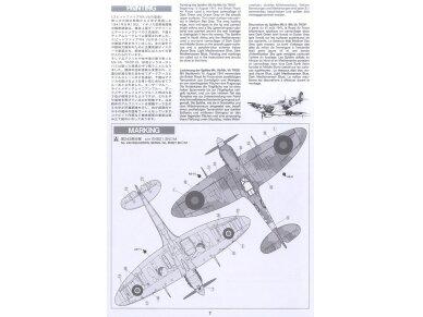 Tamiya - Super Marine Spitfire Mk.Vb/Mk.Vb TROP, Scale: 1/72, 60756 6