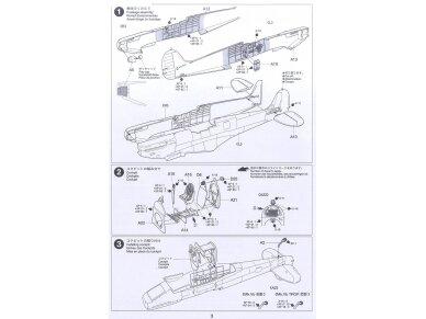 Tamiya - Super Marine Spitfire Mk.Vb/Mk.Vb TROP, Mastelis: 1/72, 60756 10