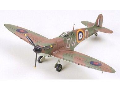 Tamiya - Supermarine Spitfire Mk.I, Mastelis: 1/72, 60748 2