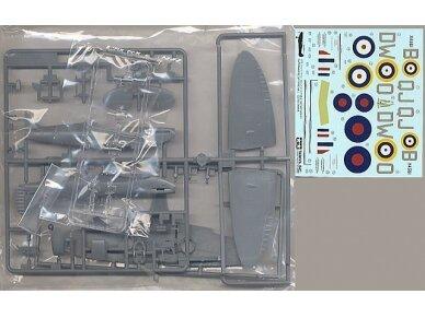 Tamiya - Supermarine Spitfire Mk.I, Mastelis: 1/72, 60748 3