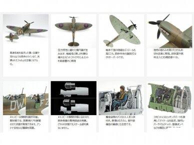 Tamiya - Supermarine SpitfireMk.I, Mastelis: 1/48, 61119 3