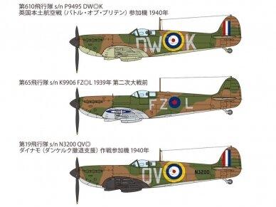 Tamiya - Supermarine SpitfireMk.I, Mastelis: 1/48, 61119 8