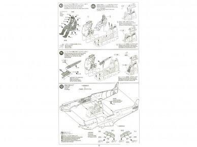 Tamiya - Supermarine SpitfireMk.I, Mastelis: 1/48, 61119 13