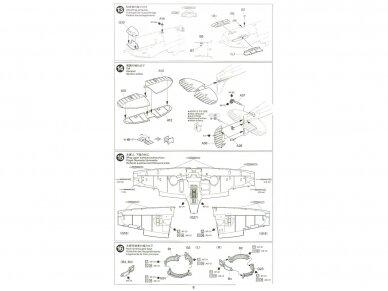 Tamiya - Supermarine SpitfireMk.I, Mastelis: 1/48, 61119 14