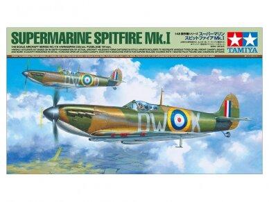 Tamiya - Supermarine SpitfireMk.I, Mastelis: 1/48, 61119