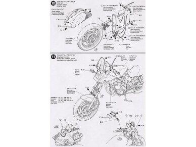 Tamiya - Suzuki GSX1100S Katana Custom Tuned, Mastelis: 1/12, 14065 13