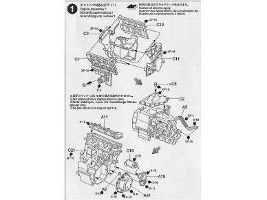 Tamiya - Suzuki GSX1300R Hayabusa, Mastelis: 1/12, 14090 16