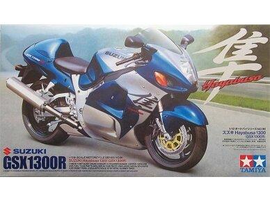 Tamiya - Suzuki GSX1300R Hayabusa, Mastelis: 1/12, 14090