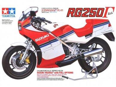 Tamiya - Suzuki RG250Γ with Full Options, Mastelis: 1/12, 14029