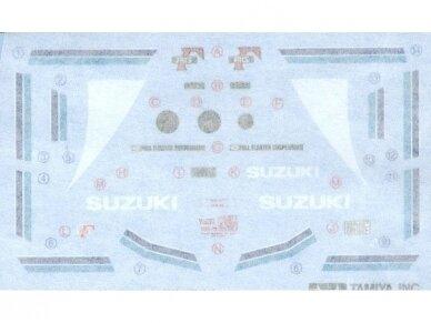 Tamiya - Suzuki RG250Γ with Full Options, Mastelis: 1/12, 14029 12