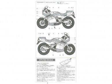 Tamiya - Suzuki RG250Γ with Full Options, Mastelis: 1/12, 14029 14
