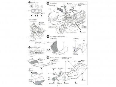 Tamiya - Suzuki RG250Γ with Full Options, Mastelis: 1/12, 14029 20