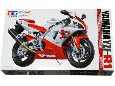 Tamiya - Yamaha YZF-R1, Scale: 1/12, 14073