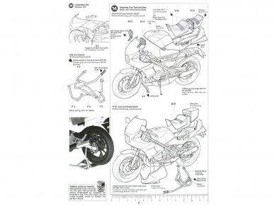 Tamiya - Suzuki RG250Γ with Full Options, Mastelis: 1/12, 14029 9