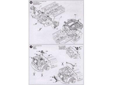 Tamiya - Toyota Celica GT-Four, 1/24, 24133 11