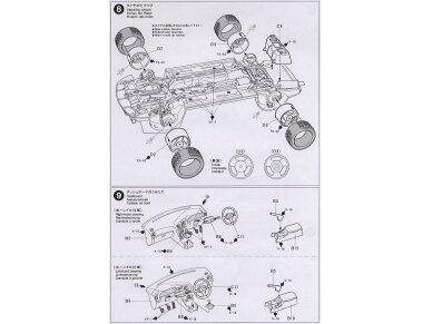 Tamiya - Toyota Celica GT-Four, 1/24, 24133 12