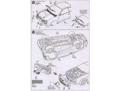 Tamiya - Toyota Celica GT-Four, 1/24, 24133 14