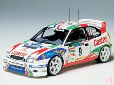 Tamiya - Toyota Corolla WRC, Scale: 1/24, 24209 2