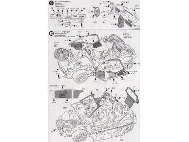 Tamiya - Toyota Corolla WRC, Mastelis: 1/24, 24209 12