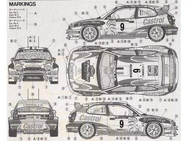 Tamiya - Toyota Corolla WRC, Mastelis: 1/24, 24209 7