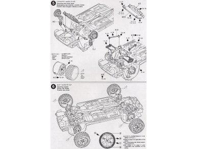 Tamiya - Toyota Corolla WRC, Mastelis: 1/24, 24209 10