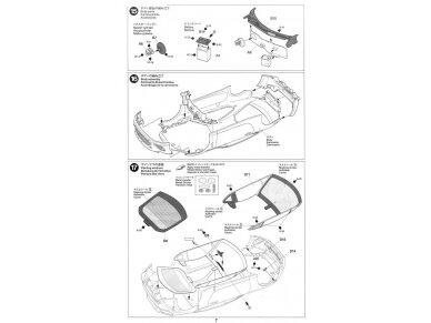 Tamiya - Toyota GAZOO Racing TRD GT86 2013 TRD Rally challenge + carbon, Mastelis: 1/24, 24337 17