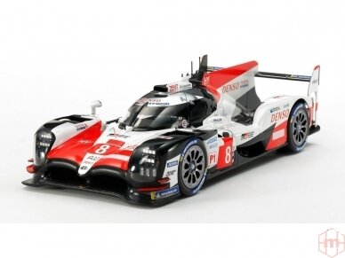 Tamiya - TOYOTA GAZOO Racing TS050 Hybrid, Mastelis: 1/24, 24349 2