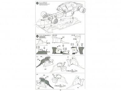 Tamiya - TOYOTA GAZOO Racing TS050 Hybrid, Mastelis: 1/24, 24349 18