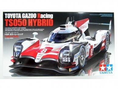 Tamiya - TOYOTA GAZOO Racing TS050 Hybrid, 1/24, 24349