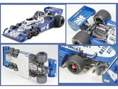 Tamiya - Tyrrell P34 1977 Monaco GP, Mastelis: 1/20, 20053 2