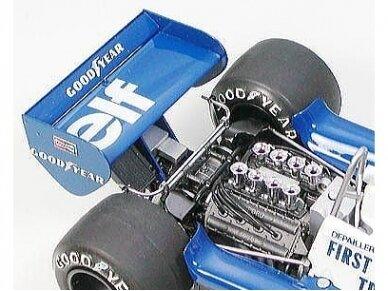 Tamiya - Tyrrell P34 1977 Monaco GP, Mastelis: 1/20, 20053 3