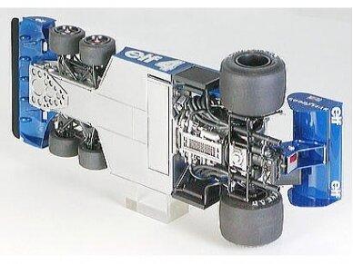 Tamiya - Tyrrell P34 1977 Monaco GP, Mastelis: 1/20, 20053 4