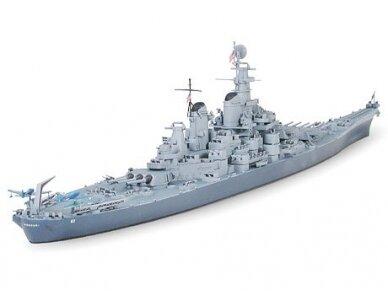 Tamiya - U.S. Battleship Missouri, Mastelis: 1/700, 31613 3