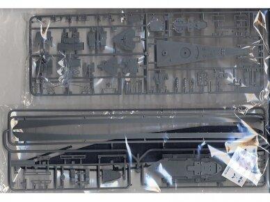 Tamiya - U.S. Battleship New Jersey, Mastelis: 1/700, 31614 4