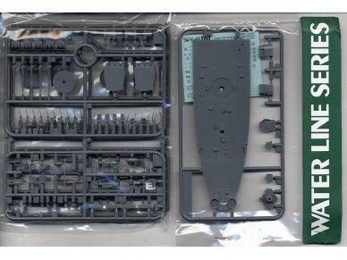 Tamiya - U.S. Battleship New Jersey, Mastelis: 1/700, 31614 5