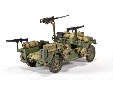 Tamiya - US M151A2 Ford Mutt, Mastelis: 1/35, 35123 2