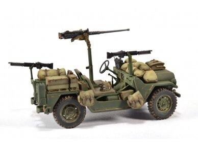 Tamiya - US M151A2 Ford Mutt, Mastelis: 1/35, 35123 3