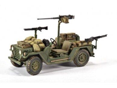 Tamiya - US M151A2 Ford Mutt, Mastelis: 1/35, 35123 4