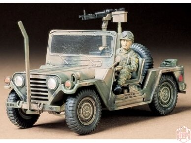 Tamiya - US M151A2 Ford Mutt, Mastelis: 1/35, 35123 5