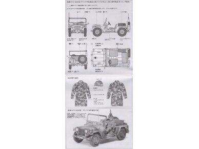 Tamiya - US M151A2 Ford Mutt, Mastelis: 1/35, 35123 8
