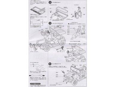 Tamiya - US M151A2 Ford Mutt, Mastelis: 1/35, 35123 10