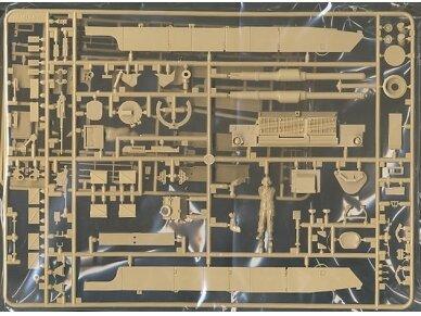 Tamiya - U.S. M1A1 Abrams, Mastelis: 1/35, 35156 6
