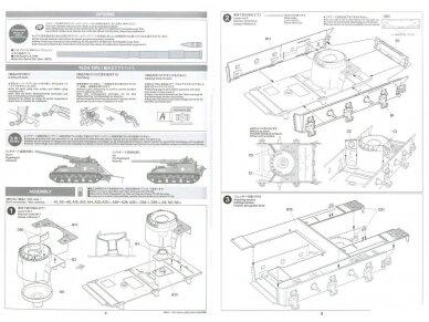 Tamiya - U.S. Self-Propelled 155mm Gun M40, Mastelis: 1/35, 35351 13