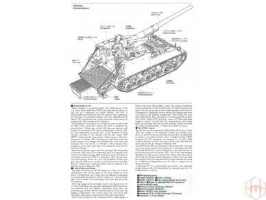 Tamiya - U.S. Self-Propelled 155mm Gun M40, Mastelis: 1/35, 35351 3