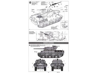 Tamiya - U.S. Tank Destroyer M10 Mid Production, Mastelis: 1/35, 35350 25
