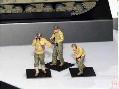Tamiya - U.S. Tank Destroyer M10 Mid Production, Mastelis: 1/35, 35350 5