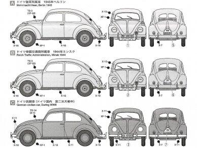 Tamiya - Volkswagen Type 82E, Mastelis: 1/48, 32531 6
