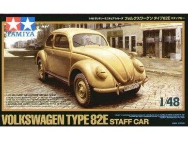 Tamiya - Volkswagen Type 82E, Scale: 1/48, 32531
