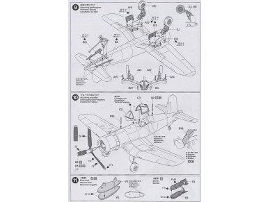 Tamiya - Vought F4U-1A Corsair, Mastelis: 1/72, 60775 12